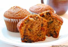 Caesar's Palace health muffins