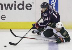 The Winnipeg Jets have picked up the Columbus Blue Jackets' Grant Clitsome off waivers.