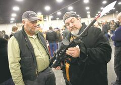 BEN BREWER / THE ASSOCIATED PRESS
