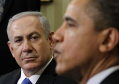 President Barack Obama meets with Israeli Prime Minister Benjamin Netanyahu in March this year.
