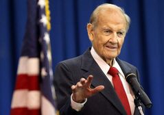 George McGovern was a product of some of  the U.S.'s  best traditions.