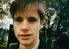 Matthew Shepard is pictured in a handout photo. THE CANADIAN PRESS/ HO, Michele Josue