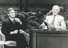 Winnipeg-born comedian David Steinberg appeared on The Tonight Show 140 times.