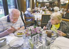M. Spencer Green / the associated press