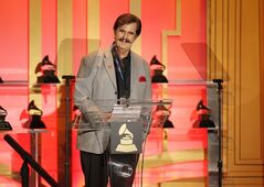 Rick Hall attends The 56th Annual GRAMMY Awards - Special Merit Awards Ceremony, on Saturday, Jan. 25, 2014 in Los Angeles. (Photo by Todd Williamson/Invision/AP)
