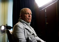 FILE - This June 6, 2013 file photo shows actor John Malkovich in Toronto to promoting his new role as Casanova in