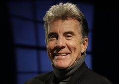 This March 12, 2009 photo shows John Walsh, host of the television show