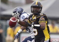 Winnipeg castoff Kevin Glenn has found new life in a Tabbies uniform.