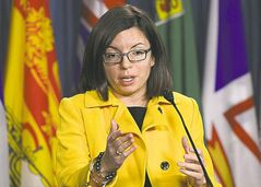 Manitoba MP Niki Ashton's bill would reinstate protection for four of the province's rivers.