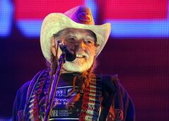 Accidental outlaw Willie Nelson is accepted by left and right, black and white and is instantly recognizable.