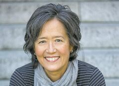 Ruth Ozeki's novel is steeped in history.      KRIS KRUG PHOTO