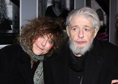 Llyricist Gerry Goffin with his wife Michelle are pictured. THE CANADIAN PRESS/AP, The O and M Company, Bruce Glikas