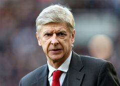 Arsenal's manager Arsene Wenger in Newcastle, Dec. 29, 2013. THE CANADIAN PRESS/AP, Scott Heppell