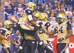 Nathan Denette / The Canadian Press Archives
