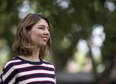 Director Sofia Coppola is pictured in Rome, on Sept. 17, 2013. THE CANADIAN PRESS/AP, Alessandra Tarantino