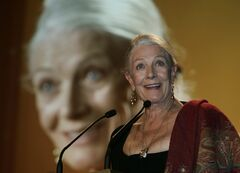 Vanessa Redgrave (AP photo archives /Diether Endlicher)