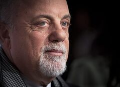 FILE - This Oct. 15, 2013 file photo shows Billy Joel at the Elton John AIDS Foundation's 12th Annual