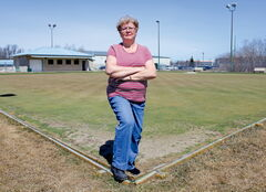 Beverly Shafirka of the Norwood Lawn Bowling Club says the group has been shut out of the community incentive grant process since December 2011 with scant communication. Meanwhile, her south Winnipeg councillors quickly approved $55,000 in grants to the Punjab Cultural Centre earlier this year, under construction in Brooklands.