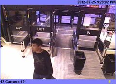 RCMP are searching for this suspect in the theft of $2,000 worth of frozen goods from Safeway.
