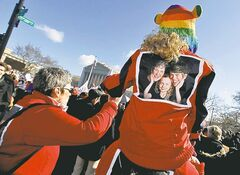 Molly Riley / MCT