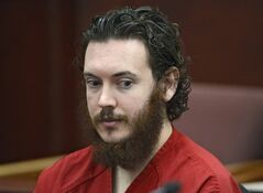 This June 4, 2013 photo shows Aurora theater shooting suspect James Holmes in court in Centennial, Colo. THE CANADIAN PRESS/AP, The Denver Post, Andy Cross