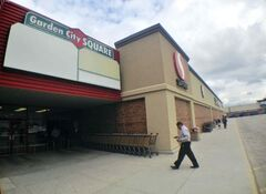 One IGA store and four Safeway stores, including this one on Leila Avenue, are slated to close as part of Sobeys' takeover deal.