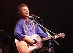 Jim Cuddy of Blue Rodeo performs at the Winnipeg Folk Festival in July 2011.
