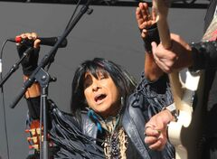 Buffy Saite-Marie will be one of the performers at RightsFest in September.