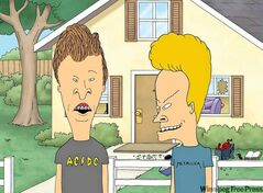 Beavis and Butt-head.