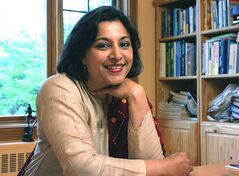 Author Anita Badami is shown in this undated handout photo. The seed for Badami's new novel,