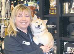 Rivergrove Pet Valu manager Gaylene Robertson has seen it all in her years working with animals.