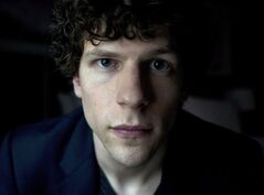 Actor Jesse Eisenberg poses for a photograph in Toronto on Wednesday, May 29, 2013. THE CANADIAN PRESS/Nathan Denette