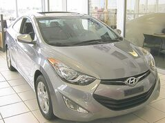 Hyundai's new 2013 Elantra coupes, which just arrived in Manitoba dealers' showrooms in early July, are selling fast.