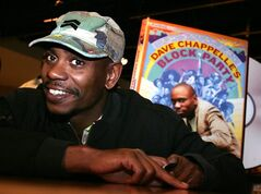 FILE - In this June 13, 2006 file photo, comedian Dave Chappelle promotes the release of his new DVD