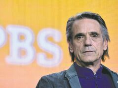 British thespian Jeremy Irons is no stranger to Shakespeare, but doc series sees him put a new twist on the Bard.
