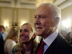 U.S. Sen. Orrin Hatch led a bipartisan bill known as the Immigration Innovation Act,under which the United States would eliminate restrictions on visas for workers with graduate degrees in science, technology, engineering and mathematics from qualified U.S. universities, and would almost double existing quotas for other highly-skilled private sector workers.