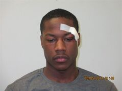 This May 5, 2014, booking photo released by the Sherwood (Ark.) Police Department shows Phoenix Suns guard Archie Goodwin, who has been arrested on misdemeanor charges of disorderly conduct and resisting arrest on May 4, 2014, in his hometown of Little Rock, Ark. Arkansas State Police spokesman Bill Sadler says Goodwin was arrested outside a Little Rock skating rink after a trooper heard him cursing and