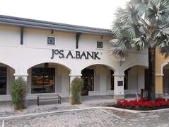 This file photo shows a JoS. A. Bank store in Miami, Fla. THE CANADIAN PRESS/AP,HO - JoS. A. Bank
