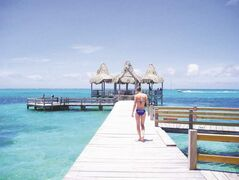 Belize is a haven not only for divers but also for sun seekers and culture vultures