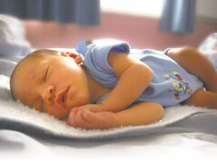 It's never that easy, say new parents struggling with their babies' unpredictable sleep cycles