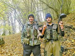 Canadian jihadist William Plotnikov (left) was killed by Russian police last year, about the time agents were searching for Tamerlan Tsarnaev (not pictured).