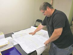 Williamson Trucking owner Wes Omichinski can't find enough qualified drivers.