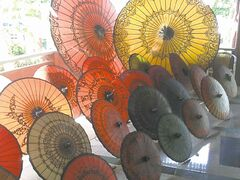 Handmade umbrellas from Myanmar are one of many products an entrepreneur from Gimli is introducing to the Canadian market. Other items include silk duvets, silk robes that can be worn in the house or out-of-doors and wicker-like bamboo furniture for indoor/outdoor patio use. Designers are going to crazy over these new products that will be introduced to Manitoba retailers in May.