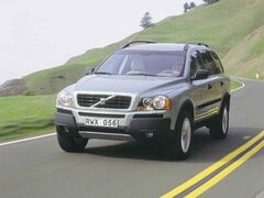 In its day the 2003 Volvo XC90 was a classy and pricey SUV. Nowadays a used model can be purchased for less than $10,000. (CANADA NEWSWIRE PHOTO/Volvo Canada Ltd.)