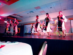 The city's finest Romanian dancers will nimbly make their way to Bronx Park Community Centre to perform at the Folklorama pavilion from Aug. 11 to 17.