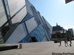 The Michael Lee-Chin Crystal on the Royal Ontario Museum has been hailed as one of the most important architectural projects of our time, and a symbol of Toronto for the 21st century.