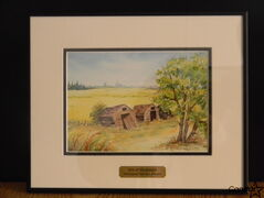 Oak Bluff artist Lorraine Powell's painting Summer Day was selected to be presented as the award of merit at the upcoming Macdonald Volunteer Service Awards.