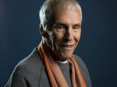 This May 6, 2013 photo shows composer Burt Bacharach posing for a portrait in promotion of his memoir,