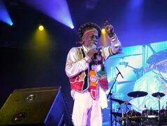 Reggae godfather Bunny Wailer closed the three-day Reggae Sumfest in Montego Bay early Sunday morning.