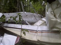 A plane crash Wednesday injured three people from MInnesota.